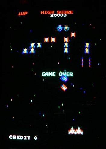 Galaga Video Arcade Game For Sale Arcade Specialties