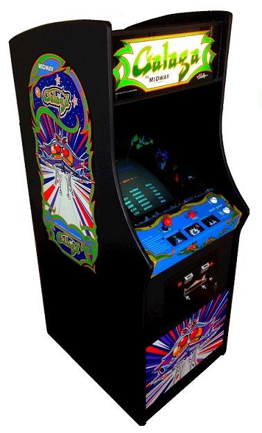 Arcade Specialties | Galaga Video Arcade Game for Sale